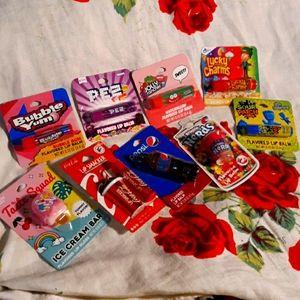 Candy Store Lip Balms